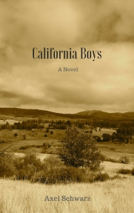 California Boys Cover JPG
